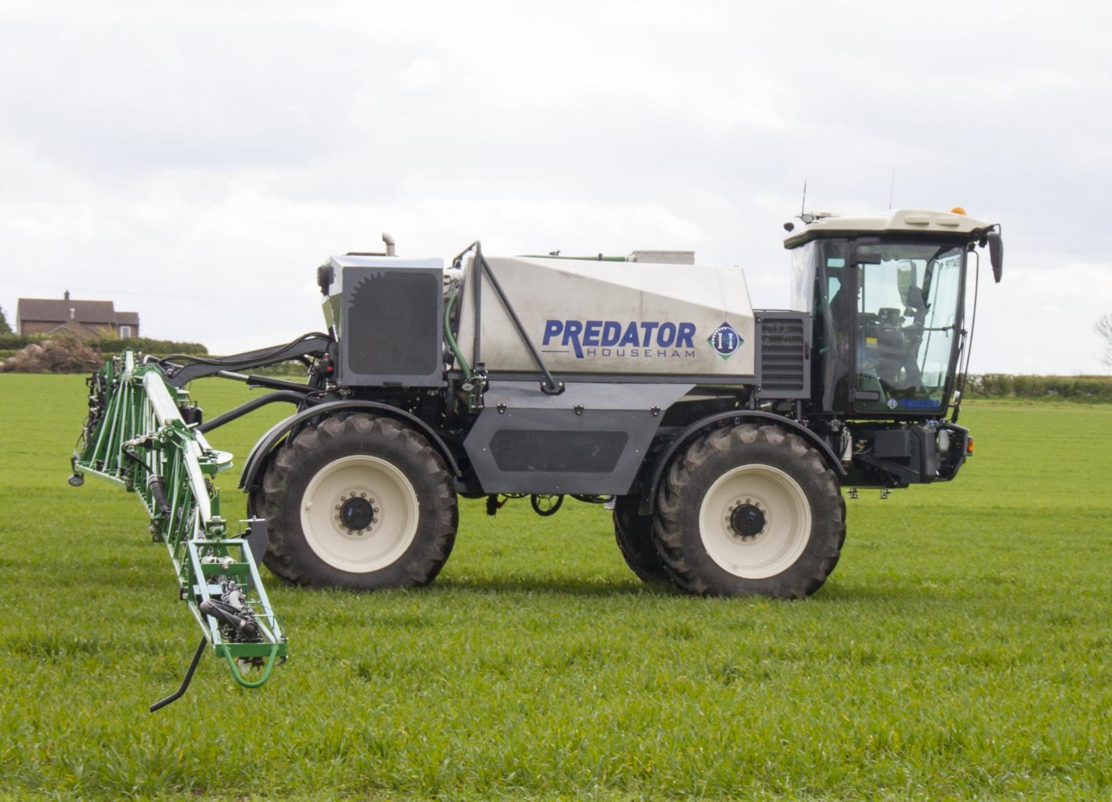 Predator sprayer image