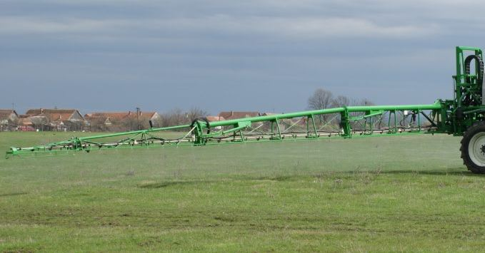triple fold sprayers